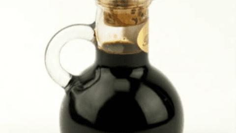 Easy & Delicious Balsamic Bacon Vinaigrette | Real Food RN