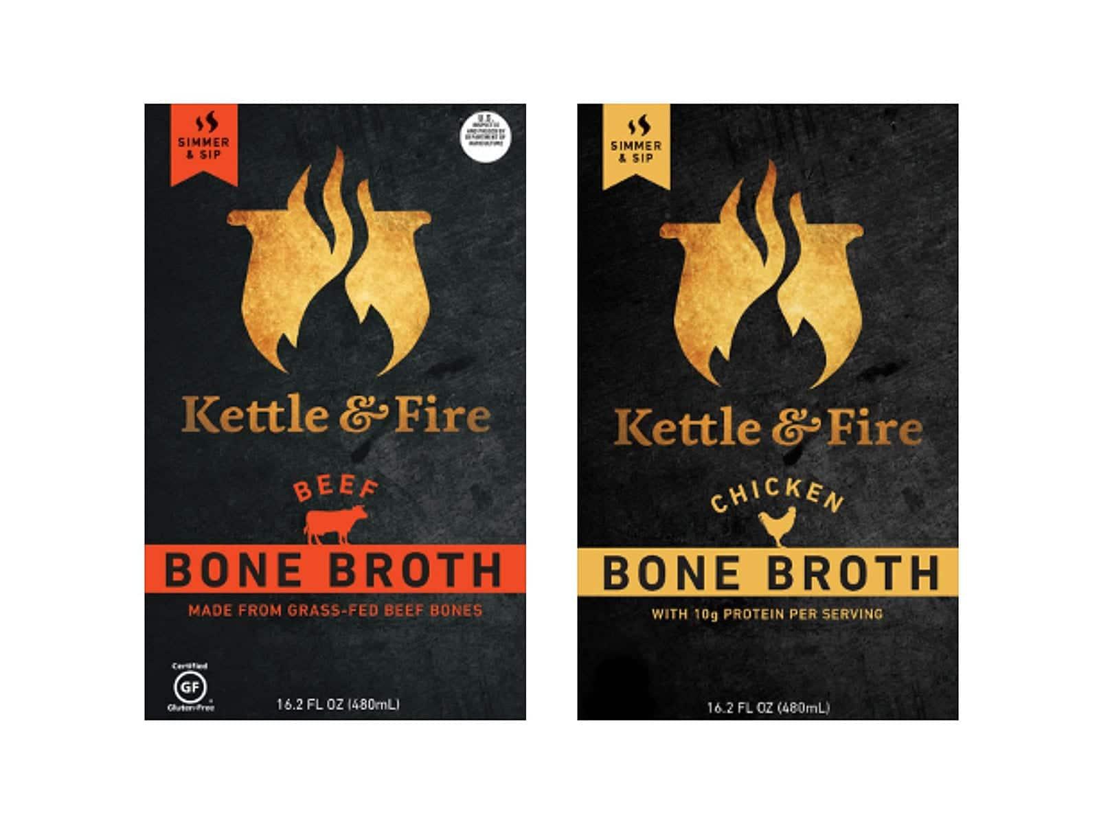 Kettle & Fire Bone Broth