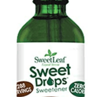 Chocolate Liquid Stevia