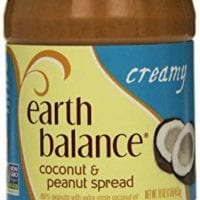 Creamy Coconut Peanut Butter