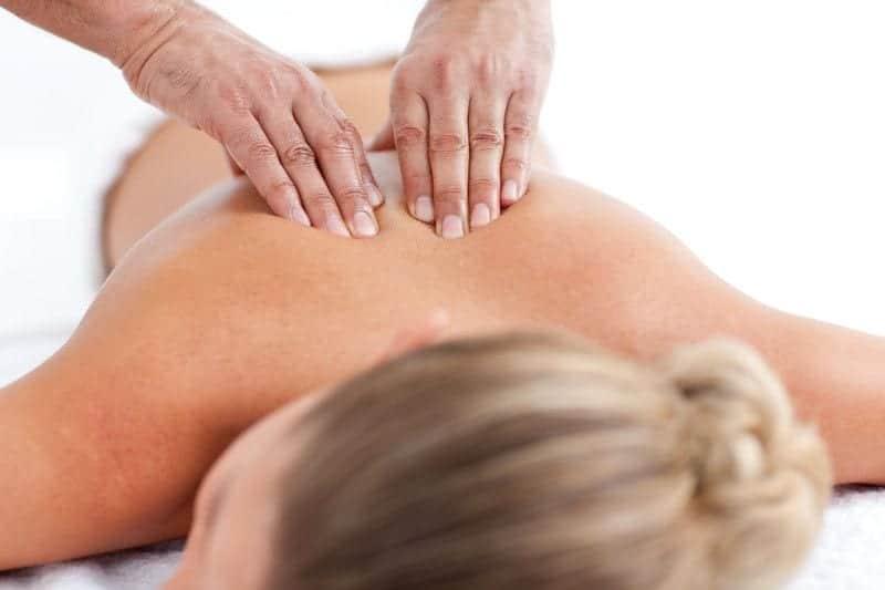 Health Benefits of Deep Tissue Massage