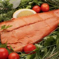 Alaska Smoked Salmon