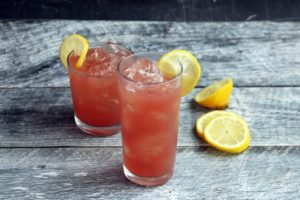 Apple Brandy Pom Highball | Real Food RN