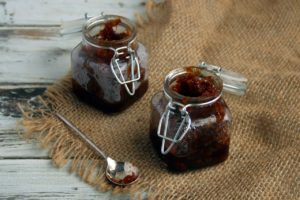 Healthier Bacon & Whiskey Jam | Real Food RN