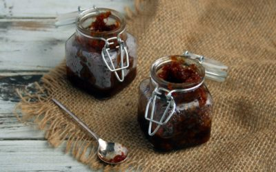 Healthier Bacon & Whiskey Jam