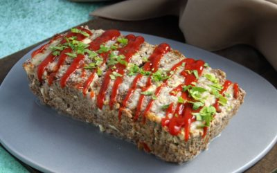 Easy Cheesy Meatloaf