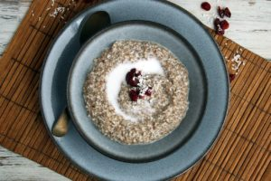 Grain & Nut-Free Keto N'Oatmeal | Real Food RN