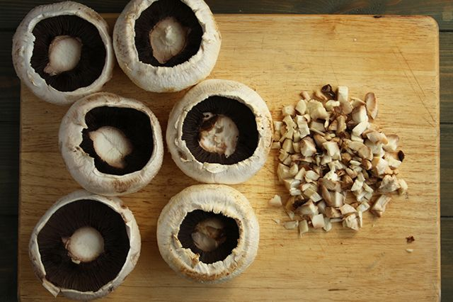 Healthy Stuffed Mushrooms | Real Food RN