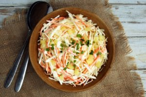 Pineapple Slaw | Real Food RN