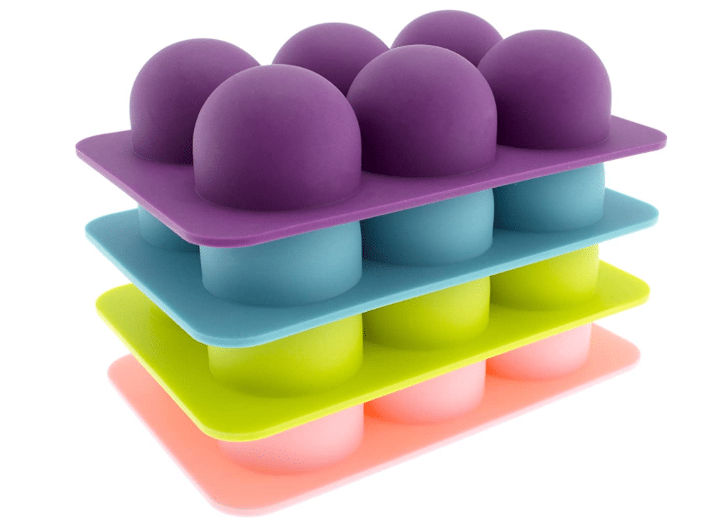 Silicone Round Candy Molds