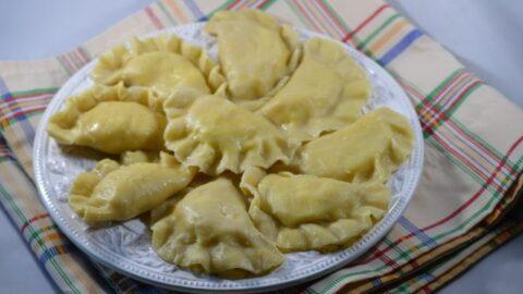 Homemade Potato Pierogies