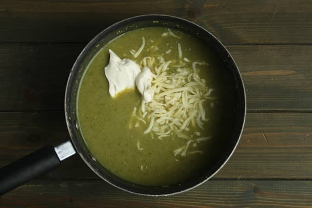 Low Carb Cheesy Broccoli Soup | Real Food RN
