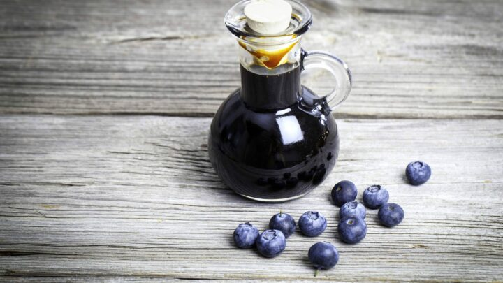 Easy Blueberry Lavender Simple Syrup   Real Food RN