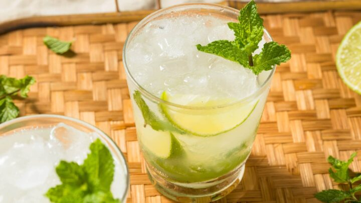 Digestif Mojito (a cocktail that aids digestion!)   Real Food RN