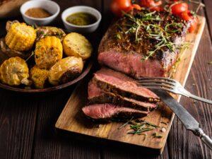 Easy Slow Cooker Roast Beef   Real Food RN