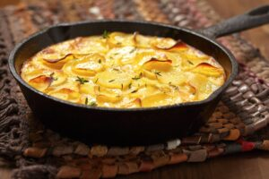 Healthy Scalloped Potatoes | Real Food RN