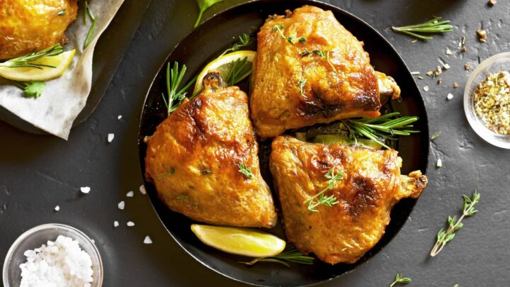 Rosemary Lemon Roast Chicken   Real Food RN