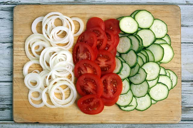 Flavorful and Healthy Zucchini Hotdish | Real Food RN