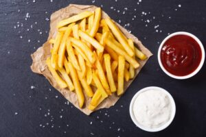 Homemade French Fries (no fryer needed!) | Real Food RN