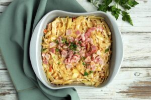 Easy Low Carb Creamed Cabbage   Real Food RN