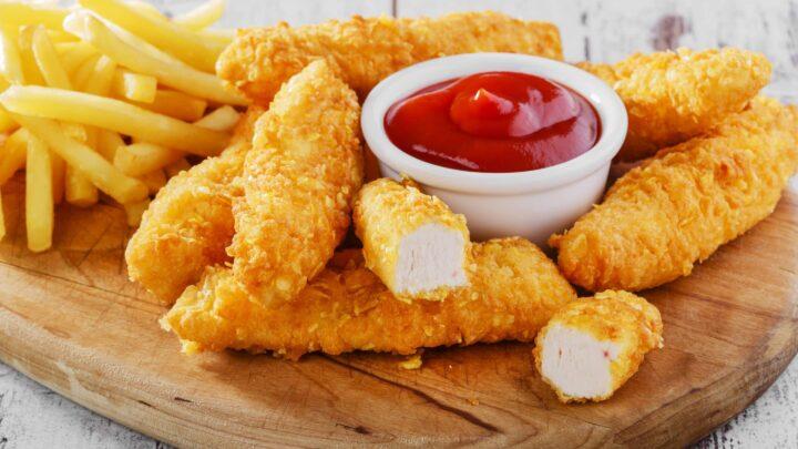 Gluten-Free Chicken Strips | Real Food RN
