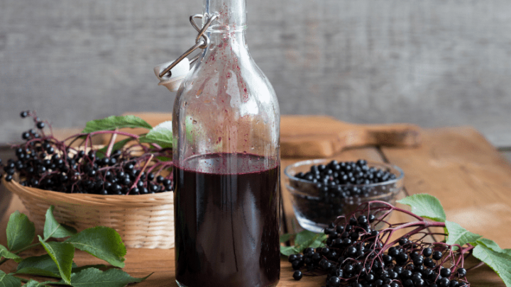 Step-by-Step: Homemade Elderberry Syrup for Immune Support! | Real Food RN