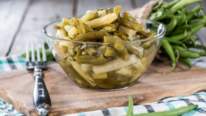 Easy Refrigerator Pickled Green Beans   Real Food RN
