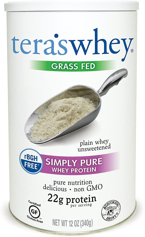 Whey Protein Powder, Plain Unsweetened