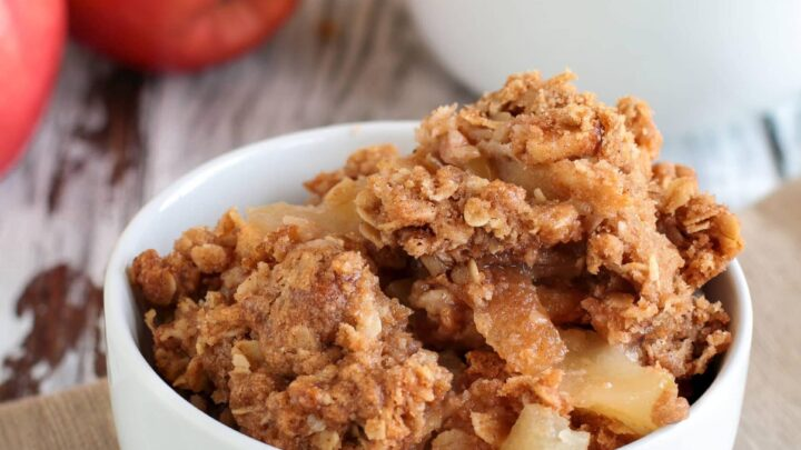 Skillet Apple Crumble {GAPS}   Real Food RN