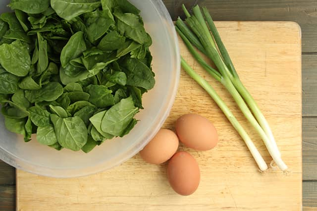 Grandma's Wilted Spinach Salad | Real Food RN