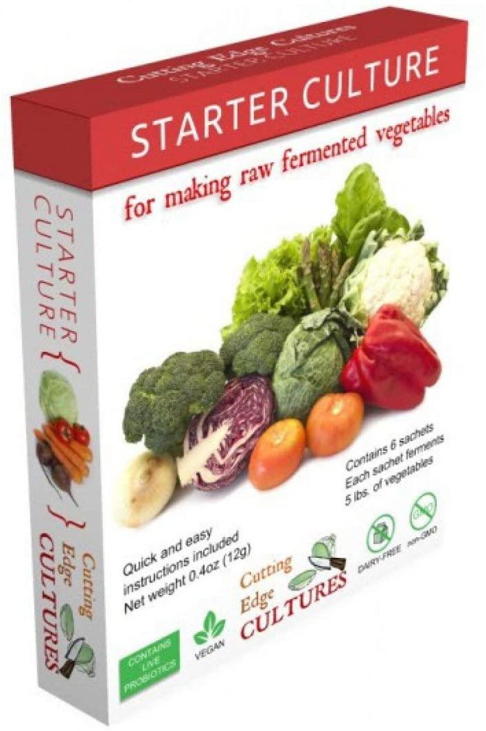 Veggie Starter Culture