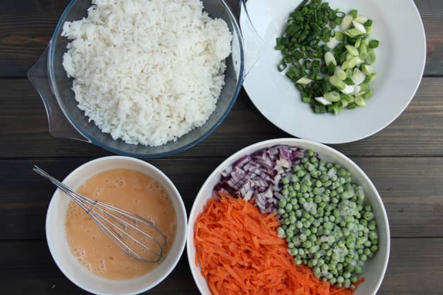 Easy Healthier Fried Rice | Real Food RN