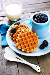 Easy Breakfast: Grain-Free Waffles | Real Food RN