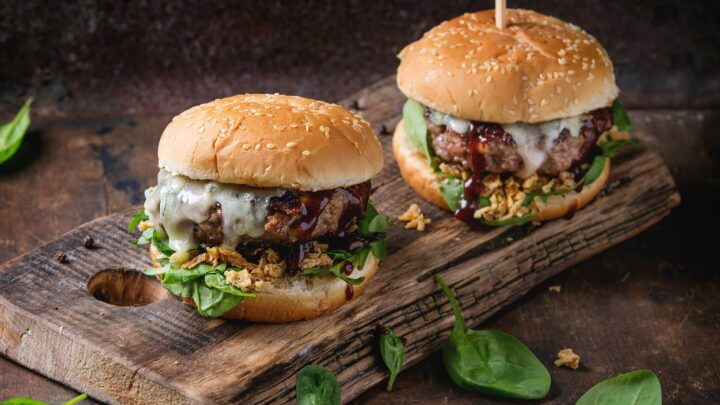 The Best Venison Burger Recipe | Real Food RN