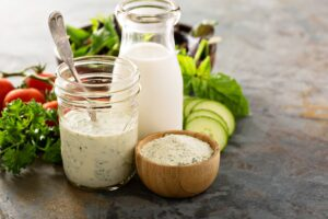 Healthy Homemade Ranch Dressing | Real Food RN